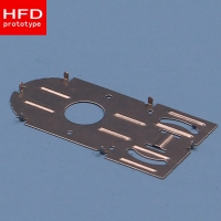Wholesale 0.03mm Precision Sheet Metal Fabrication from china suppliers