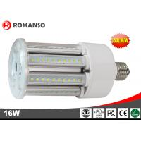 Wholesale Warm White E27 LED Corn Bulb 360 Degree 16 Watt With 3000K CCT , 5 Years Warranty from china suppliers