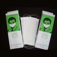Wholesale paper mask ear loop, 3-ply paper mask, 4-ply face mask from china suppliers