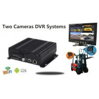 Wholesale 6Ch 720P SD Card Mobile DVR with 12V Car CCTV DVR System , surpoort multi view from china suppliers