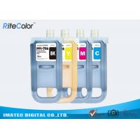 Wholesale iPF Printers Pigment PFI 706 Canon Lucia Ink imagePrograf iPF8400 / iPF9400 Ink 700ML from china suppliers