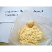 Wholesale Tren Anabolic Steroid 10161-33-8 Trenbolone Hexahydrobenzyl carbonate from china suppliers