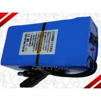 Wholesale Rechargeable Lithium-ion Battery 12V    2.CCTV CAMERA Lithium-ion Battery 12V   YSD-12900 from china suppliers