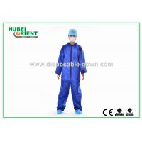Wholesale Lightweight Waterproof Disposable Coveralls with CE ISO Approved from china suppliers