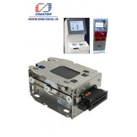 Wholesale Tamper-Proof IC Motorized Card Reader With RS 232 / USB Interface DC 24V from china suppliers