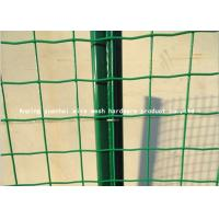 Wholesale Professional Security Metal Fencing , Bright Rod Iron Wire Fence Panel from china suppliers