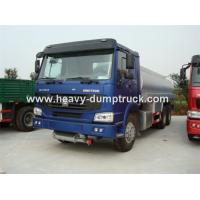 Wholesale SINOTRUK HOWO 6X4 Water Tank Truck with 18 CBM and ZF8098 Steering Box ISO / CCC from china suppliers