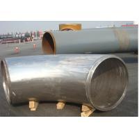 Wholesale A234 WP12 90 Deg / 180 Deg / 45 Deg Carbon Steel Elbow / Alloy Steel Elbow For Oil Pipe from china suppliers
