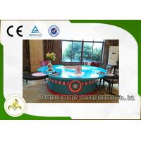 Quality Electromagnetic American Captain Design Teppanyaki Grill Table for sale