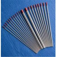 Buy cheap 2.4MM (5 PACK) Thoriated TIG Welding Tungsten WL20 welding wire welding consumable from wholesalers