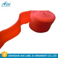 Wholesale Decorative Coloured Fold Over 10 - 30mm Elastic Binding Tape For Underwear from china suppliers