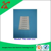 Wholesale OEM 58khz Retail Alarming Magnetic Security Strips / Security Alarm Tag from china suppliers