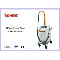 Wholesale 1550nm Erbium Glass Laser machine Scar Removal Machine , Erbium Yag Laser Treatment from china suppliers