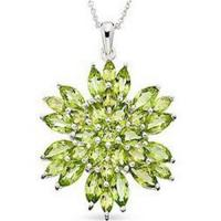 Wholesale Peridot Pendant from china suppliers