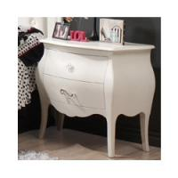 Wholesale Allegra Nightstand  Beautiful and Convenient Graceful Nightstand! from china suppliers