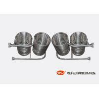 Wholesale Stainless Steel Immersion Coil Type Heat Exchanger For Seawater Heat Transfer from china suppliers