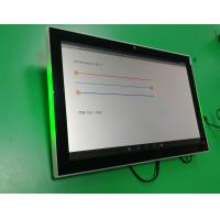 Android 6.0 Tablet Rooted Wall Mount 10 Inch Industrial Touch Panel With Standard POE 48V