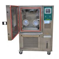 Wholesale Glove Box Design Constant Climate Chambers With Large Temperature / Humidity Range from china suppliers