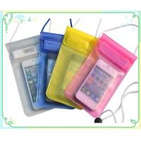 Wholesale 3 layers waterproof mobilephone bag , measure 180*100 from china suppliers