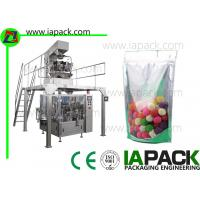 Wholesale Candy bag Packing Machine With Multi-heads Weigher Doypack Packing Machine from china suppliers
