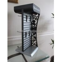 Wholesale Metal Slatwall Display Stands Countertop Headphone Display Stand With Metal Hooks from china suppliers