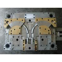 Quality PVC 420S Plastic Injection Mould Maker Hot Runner System Tube Mold Builder for sale