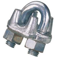 Wholesale US TYPE DROP FORGED WIRE ROPE CLIPS from china suppliers