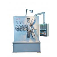 Wholesale XD-680 Model 3.00 - 8.00mm CNC Spring Coiling Machine With Servo Motion System And With 6 AXIS from china suppliers