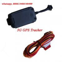 Wholesale 2100 MHZ Motorbike 3G GPS Tracker from china suppliers