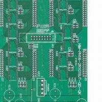 Wholesale Double-sided PCB with 1.6mm, 1.0oz copper thickness, lead-free HASL from china suppliers