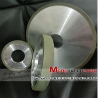 Wholesale 1A1 Resin bond diamond abrasive wheel for carbide from china suppliers