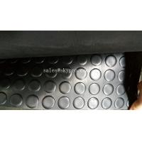 Wholesale Coin pattern flooring extra wide rubber mats for garage floors / gasket from china suppliers