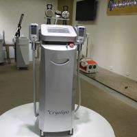 Wholesale PROMOTION!!! two lipolysis handles / Cryotherapy fat freezing Beauty Machine from china suppliers