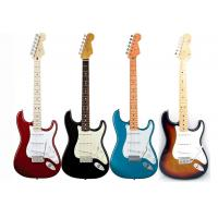 Wholesale Solidwood 39 inch Electric Guitar from china suppliers