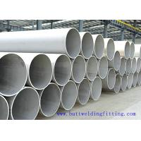 Buy cheap A312 A270 Stainless Steel Welded Tube SS Pipe OD 1000 - 3600MM TP321 AISI321 from wholesalers