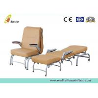 Wholesale Hospital Furniture Chairs , Luxury Medical Folding Chair for Patients Night Accompany (ALS-C06) from china suppliers