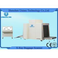 Wholesale Dual View X-ray Security Machines Big Tunnel Size Airport Baggage X ray Machines from china suppliers