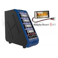 Wholesale Blue Red High power 800W Lipo Quad Charger for RC toy battery charger from china suppliers