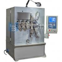 Wholesale 3.00 - 8.00mm Six Axis CNC Coil Spring Machine With Servo Motion System from china suppliers