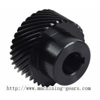 Wholesale Hard Teeth Carbon Steel Double Helical Gear Wheel for Oil Mud Pump from china suppliers