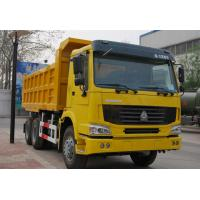 Wholesale CNHTC HOWO 371 hp heavy duty off road dump truck for Construction or Mine Working from china suppliers