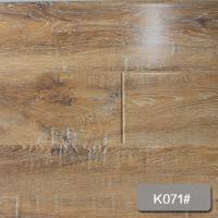 Wholesale U-Groove Laminate Flooring K071# 8mm with CE from china suppliers