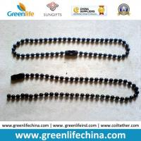Wholesale Nickle Free Plated Custom Size Black Chain Jewelry Necklaces from china suppliers