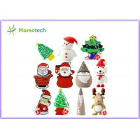 Wholesale Genuine Christmas Gift Customized USB Flash Drive 64GB High Speed from china suppliers