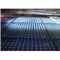 Wholesale Party Event Twinkling Starlit Led Dance Floor Full Color A Bird Of Minerva Samosir Control Battery from china suppliers