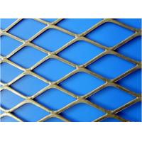 Wholesale Standard diamond steel plate mesh welded wire panels for aerospace , petroleum from china suppliers