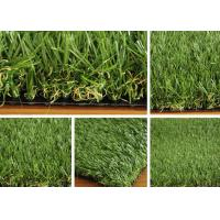 Wholesale 18900 Density Fake Grass For Backyard Environmental Protection from china suppliers