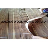 Wholesale Natural Rosewood Veneer Santos Crown Cut For Chair / dyed wood veneer from china suppliers