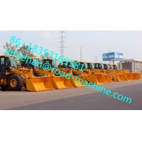 Wholesale 2017 New ZL50GN XCMG brand Wheel loader with Cummins Engine of 110hp and 3M3 Rocbucket capacity 4WD Driving from china suppliers