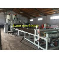 Wholesale PLC control 100% recycle two layer PET Sheet Making Machine 1400mm width from china suppliers